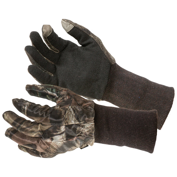 VANISH CAMO MESH HUNTING GLOVES – MOSSY OAK BEAK-UP COUNTRY