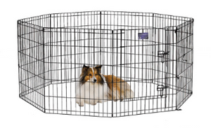 Exercise Pen For Dogs & Small Animals