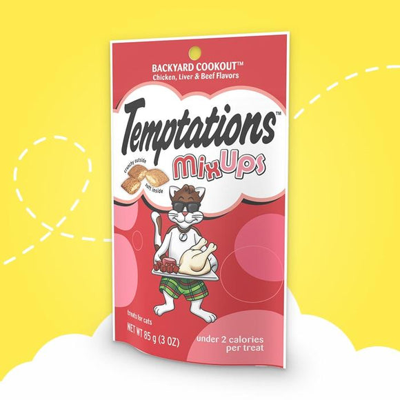 Temptations MixUps Backyard Cookout