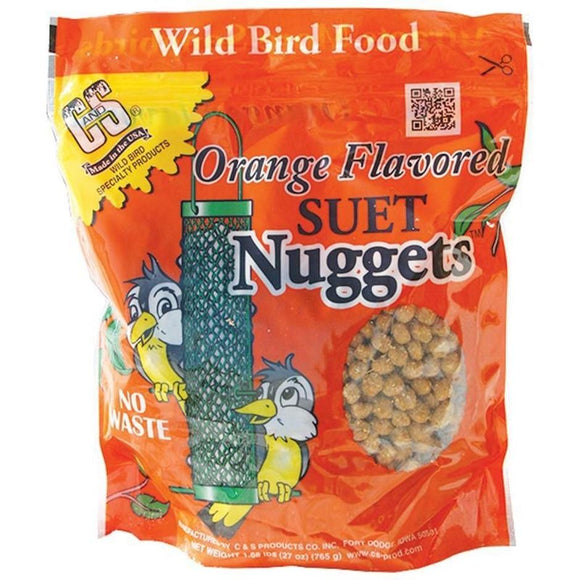 C&S SUET NUGGETS