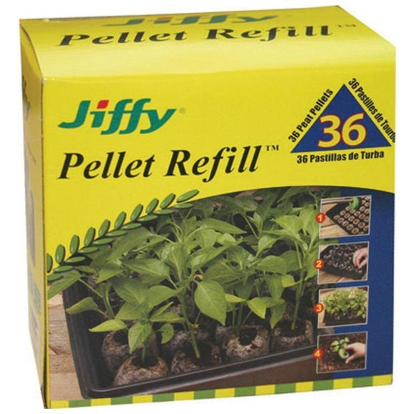 Jiffy Peat Pallet Refill