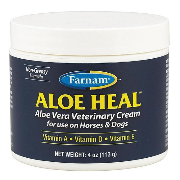 ALOE HEAL CREAM FOR WOUNDS