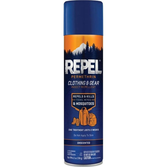 Repel Clothing and Gear Insect Repellent Aerosol