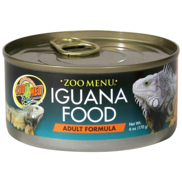 ZOO MENU IGUANA FOOD FOR ALL IGUANAS