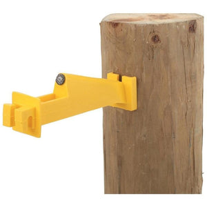 WOOD POST INSULATOR EXTENDER