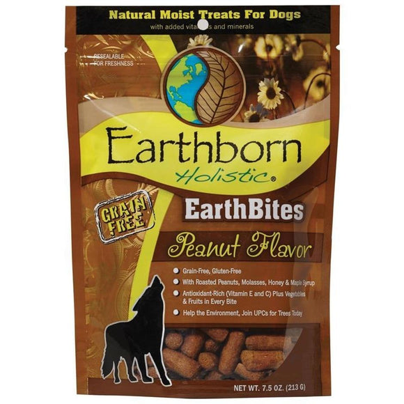 EARTHBORN HOLISTIC EARTHBITES GF TREAT