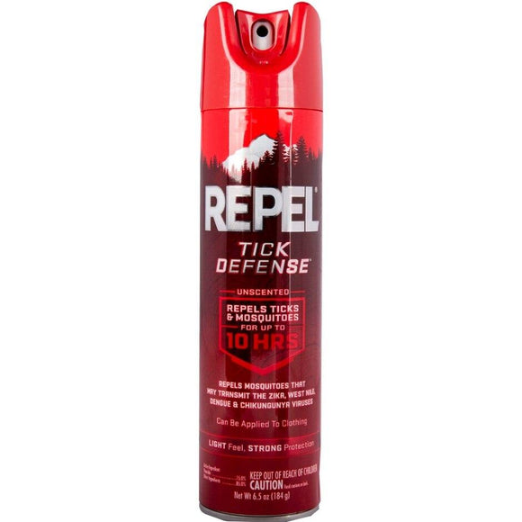 Repel Tick Defense
