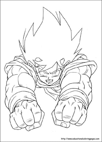 Dragon Ball Super (176 Page Coloring Book) Anime Dream – DRAGON BALL ...