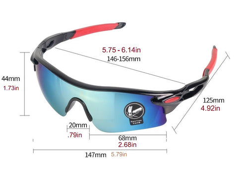 a1215409ee5 Sunglasses - Cycling Glasses - Bicycle Sports Glasses – CoolModernStuff