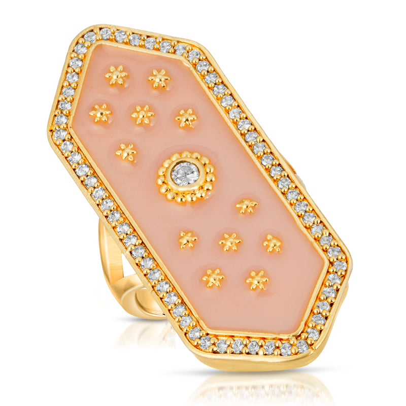 Eloise Shield Ring