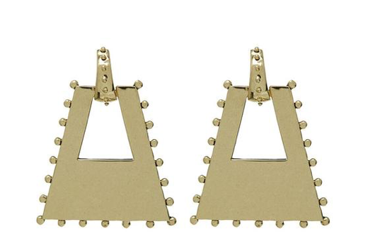 Zeppelin Geometric Statement Hoops