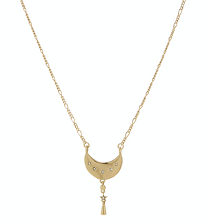 Celestial Charm Necklace