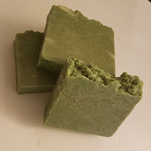 Avocado Cactus Smoothie Soap