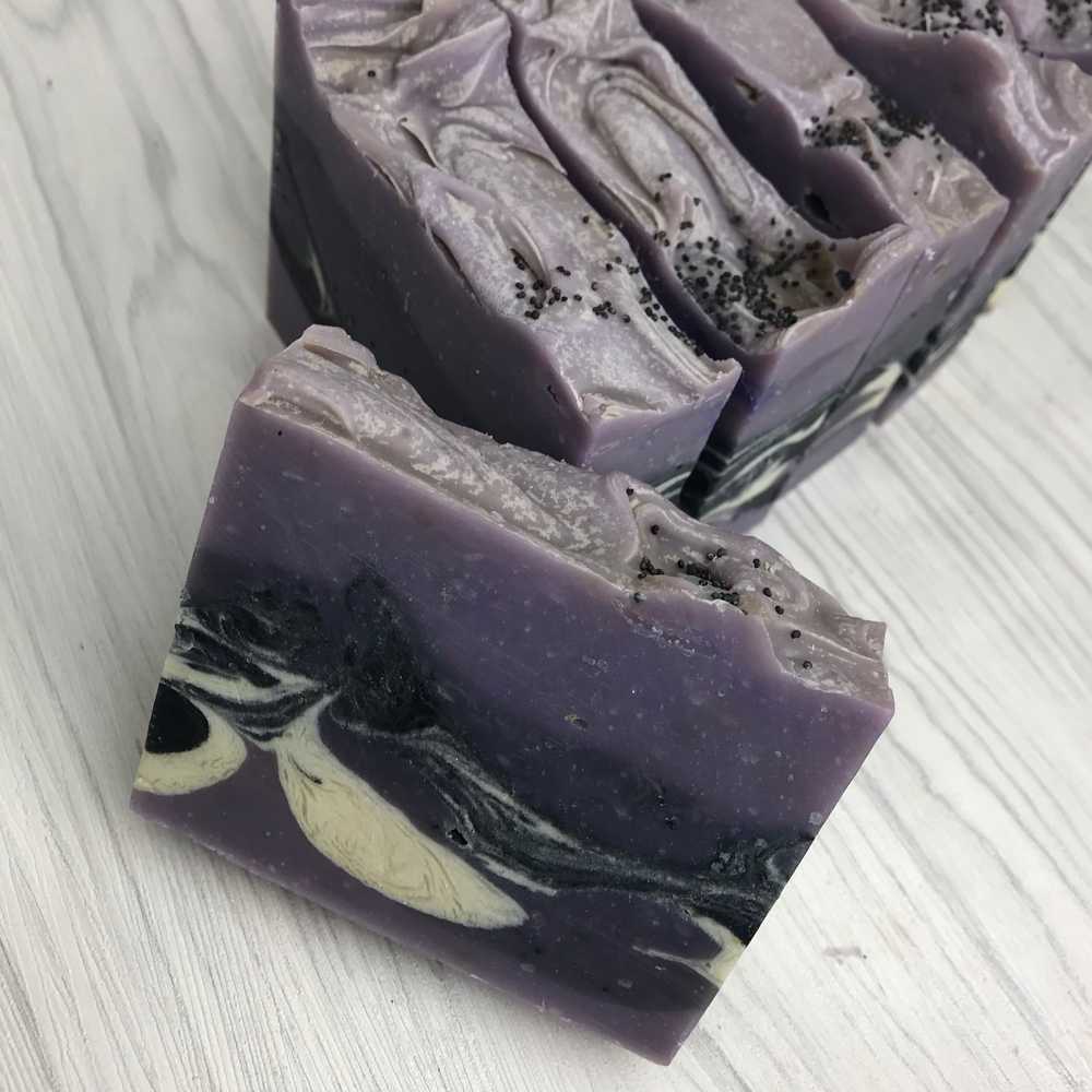 Blackberry Sangria Soap