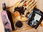 Hibiscus Tea & Aegle Marmelo Elderberry Syrup Kit