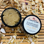 Honey Butter Sugar Sand Face Polish