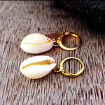 Cowrie Shell Dangles