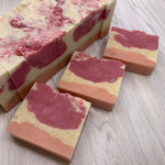 Hibiscus Peach Soap