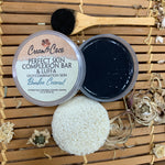 Bamboo Coconut Perfect Skin Complexion Bar & Luffa