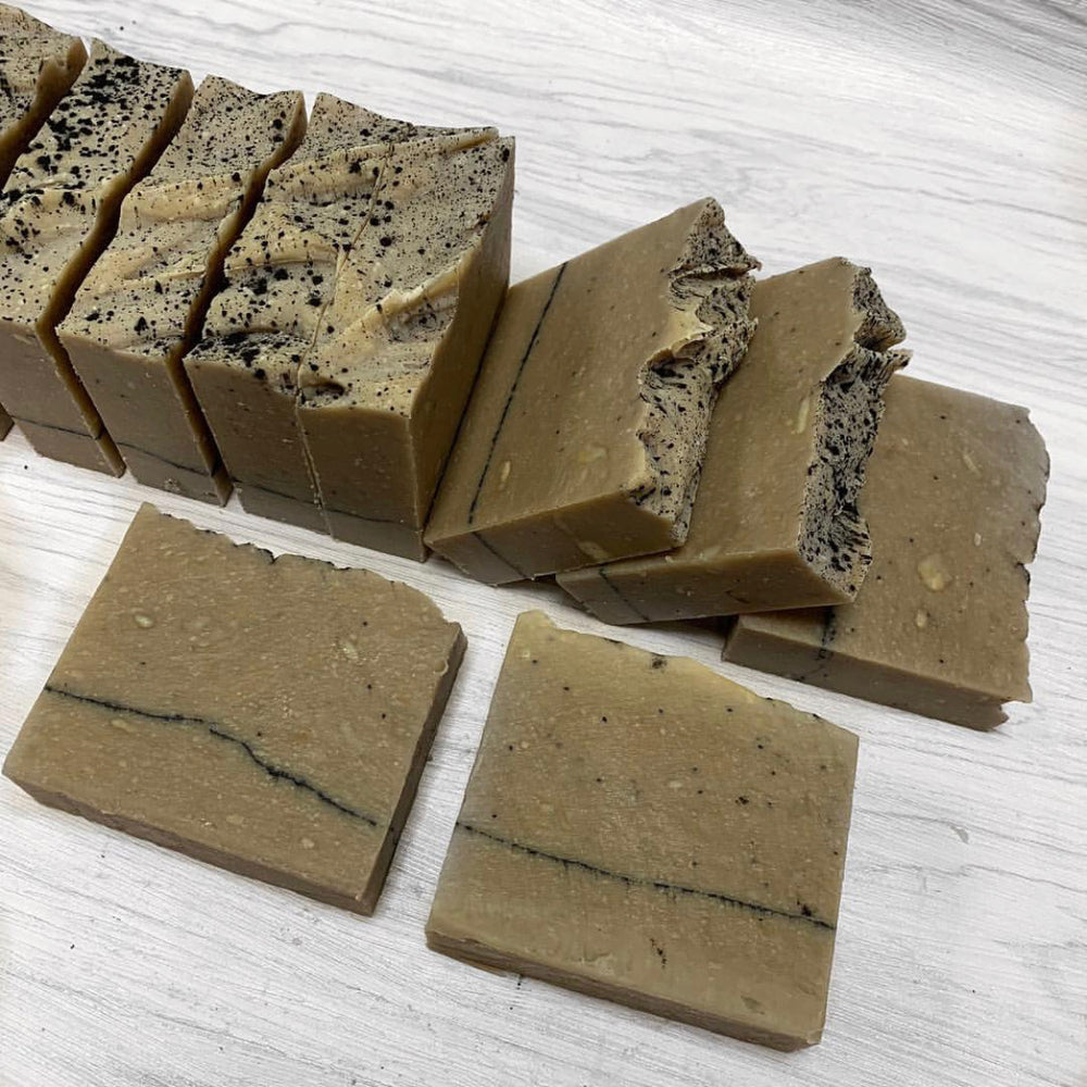Brown Butter Bourbon Soap