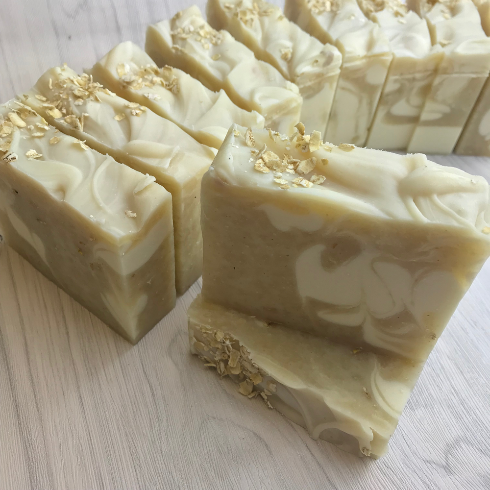 Oatmeal & Cream Soap