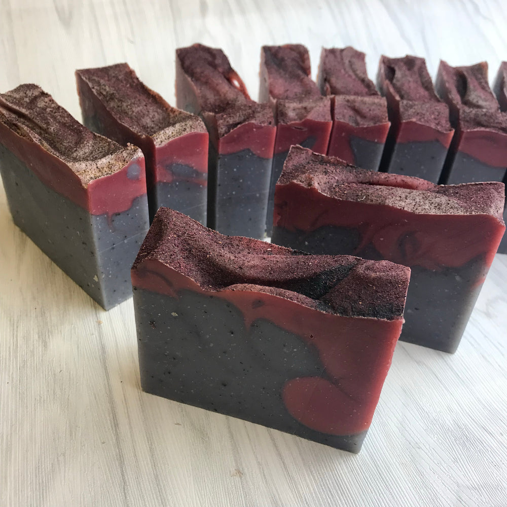Red Agate Soap