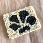 Hibiscus Soap Coaster