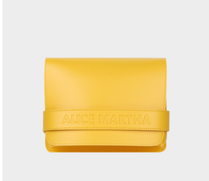 ALICE MARTHA Yony - Yellow - Travel Recommends Shop