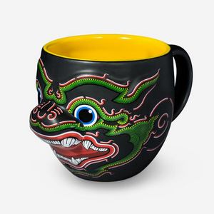 Ramakien Mug - NILAPAT - Travel Recommends Shop