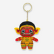 Ramakien Buddy Keychain - RITHIKASOON - Travel Recommends Shop