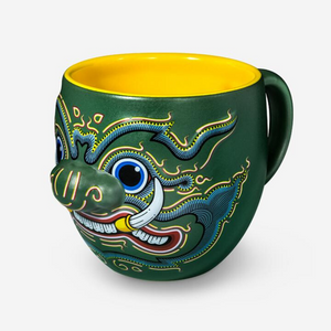 Ramakien Mug - THOTSAKAN - Travel Recommends Shop