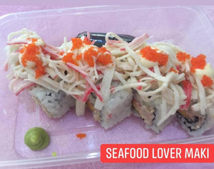 Seafood Lover Maki - Travel Recommends Shop