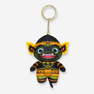 Ramakien Buddy Keychain - NILAPAT - Travel Recommends Shop