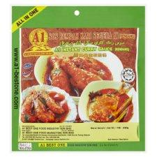 A1 Mountain Globe Brand Rendang Instant Curry Sauce 230g (Groceries) -Travel Recommends Shop