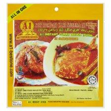 A1 Mountain Globe Brand Seafood Instant Curry Sauce 230g (Groceries) -Travel Recommends Shop