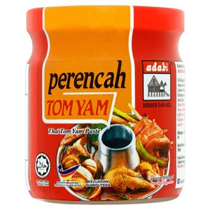 Adabi Thai Tom Yam Paste 200g (Groceries) - Travel Recommends Shop