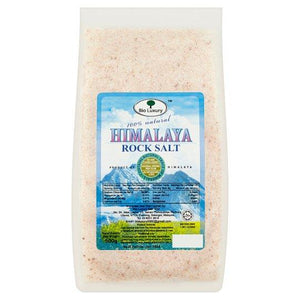 Bio Luxury Himalaya Rock Salt 500g (Groceries) - Travel Recommends Shop
