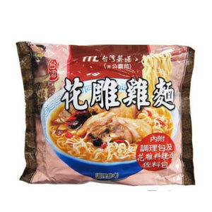 Hua Tiau Chicken Instant Noodles (1 packet) - Travel Recommends Shop