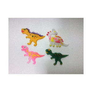 Think Doh Silicone Clay- Dinosaur Making Set - Travel Recommends Shop