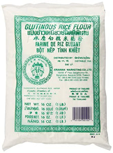 Erawan Elephant Glutinous Rice Flour 600g - Travel Recommends Shop