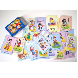 Happy Family Card Game - Travel Recommends Shop