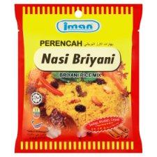 Iman Briyani Rice Mix 90g (Groceries) -Travel Recommends Shop