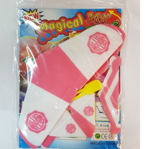 Magical 360 Degress Plane (Random Colors) - Travel Recommends Shop
