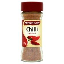 MasterFoods Chilli Ground 27g (Groceries) -Travel Recommends Shop