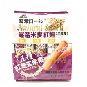 Black Bear - Natural Red Yeast Rice Roll - Travel Recommends Shop