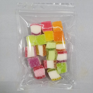 Square Marshmallow Gummies - Travel Recommends Shop