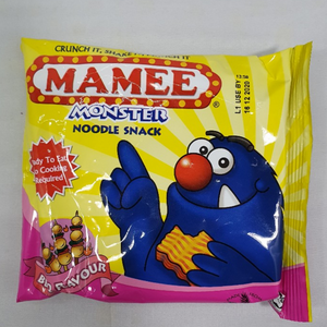 Mamee Monster Noodle (BBQ) - Travel Recommends Shop