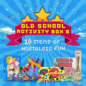 Old-School Activity Box - Set B