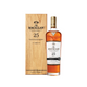 The Macallan Single Malt Sherry Oak Scotch Whisky 25 YO 700ml