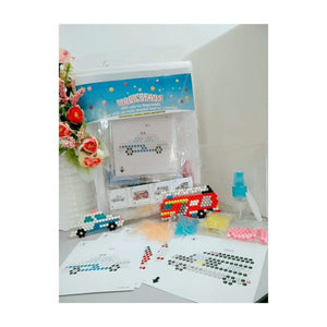 Magic Beads – Police Car - Travel Recommends Shop